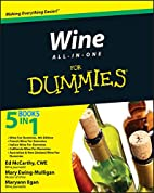 Wine All-in-One For Dummies by Consumer…