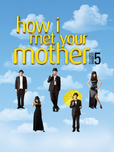 How I Met Your Mother: Season Five DVD