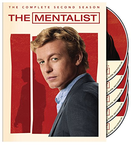 The Mentalist: The Complete Second Season DVD