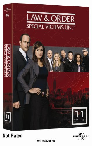 Law & Order Special Victims Unit: Year 11 DVD