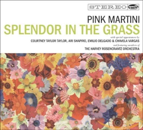 Pink Martini - Entroubled