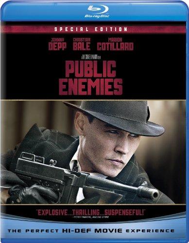 Public Enemies [Blu-ray] DVD
