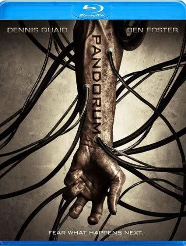 Pandorum [Blu-ray] DVD