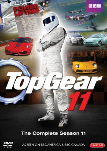 Top Gear 11 DVD