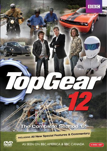 Top Gear 12 DVD