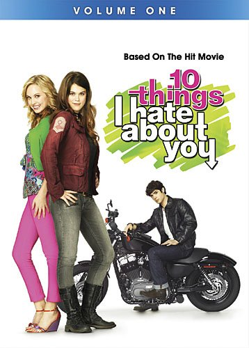 10 Things I Hate About You Vol. 1 DVD