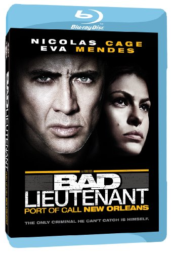 Bad Lieutenant: Port of Call New Orleans [Blu-ray] DVD