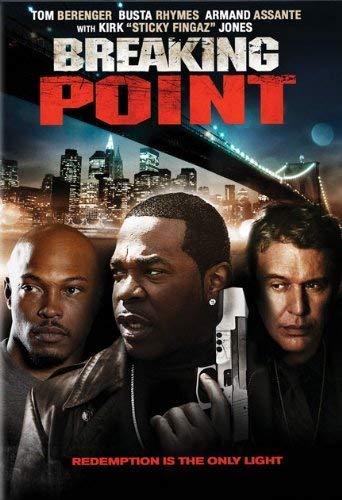 Breaking Point DVD