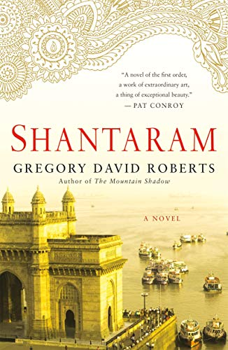 Book Cover - Shantaram