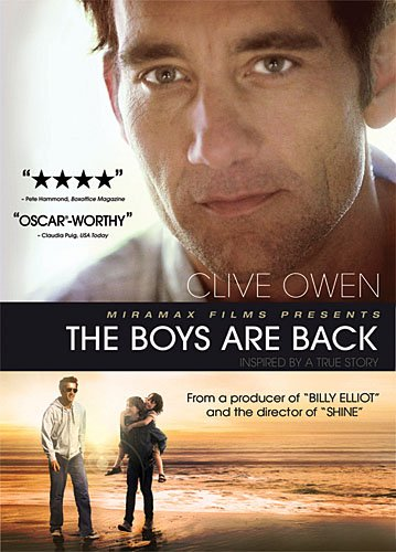 The Boys Are Back DVD