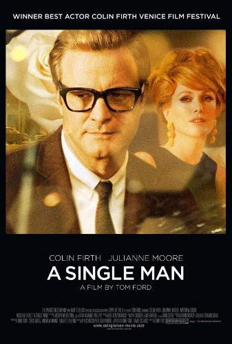 A Single Man [Blu-ray] DVD