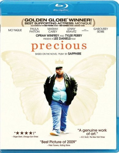 "Precious: Based on the Novel ""Push"" by Sapphire [Blu-ray] DVD"