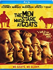 The Men Who Stare At Goats [Blu-ray] –…