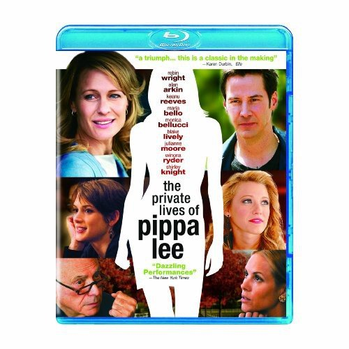 The Private Lives Of Pippa Lee [Blu-ray] DVD