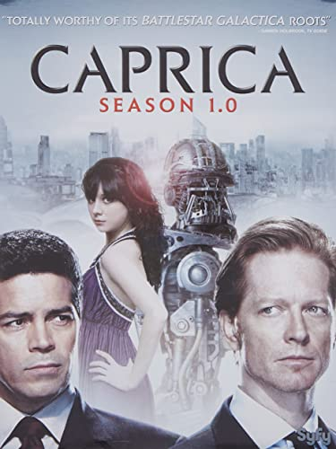 Caprica: Season 1.0 DVD
