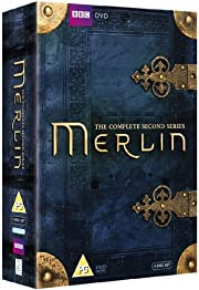 Merlin The Complete - Series 2 Collection…