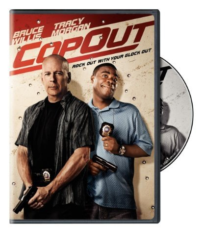 Cop Out DVD