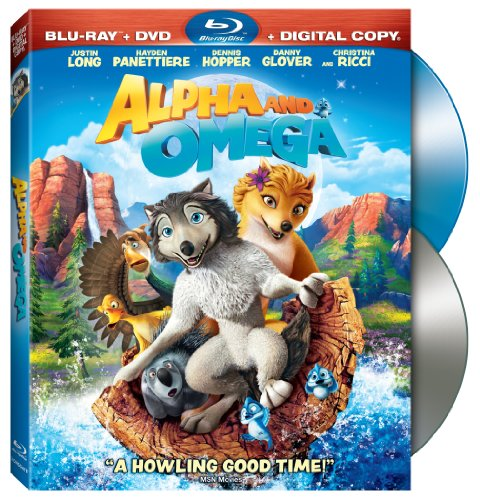 Get Alpha And Omega On Blu-Ray