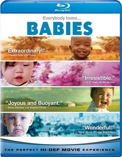 Babies [Blu-ray] DVD