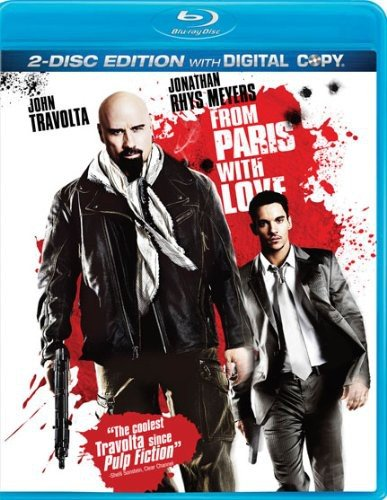 From Paris With Love [Blu-ray] DVD