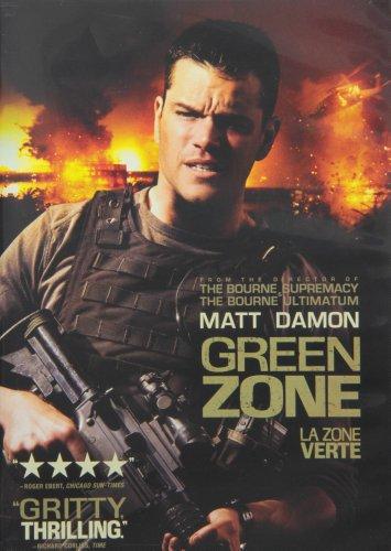 Green Zone DVD