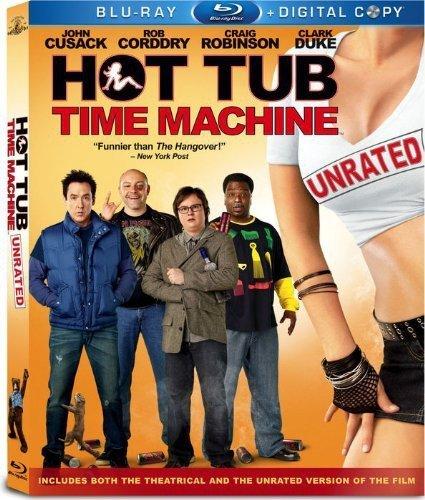Hot Tub Time Machine [Blu-ray] DVD
