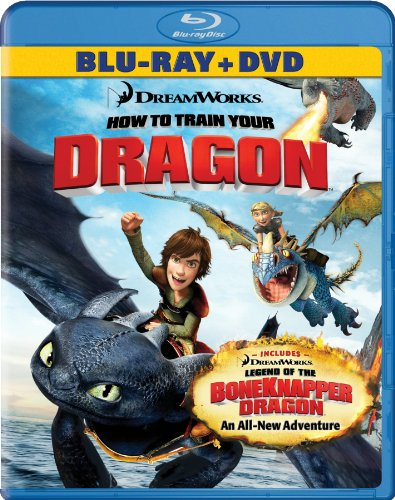Get How To Train Your Dragon On Blu-Ray