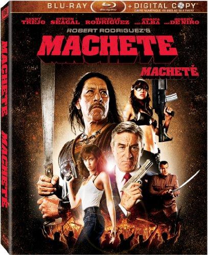 Machete [Blu-ray] DVD