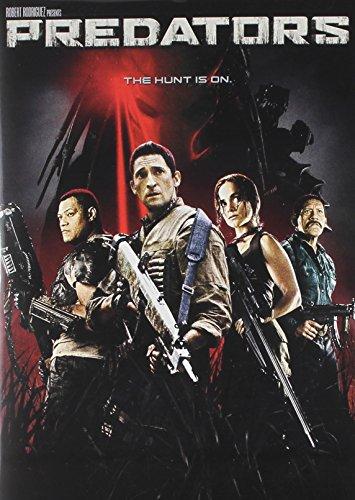Predators DVD