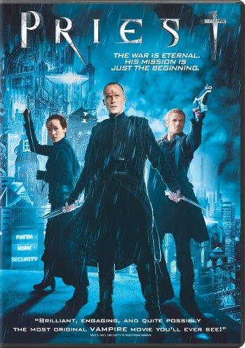 Priest  DVD