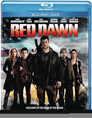 Red Dawn [Blu-ray/ DVD + Digital Copy) DVD