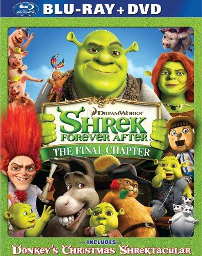 Shrek Forever After  DVD