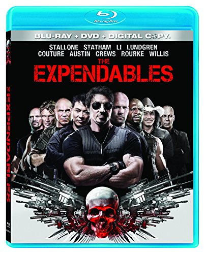 The Expendables [Blu-ray] DVD