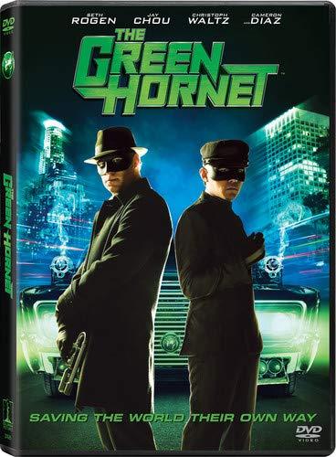 The Green Hornet DVD