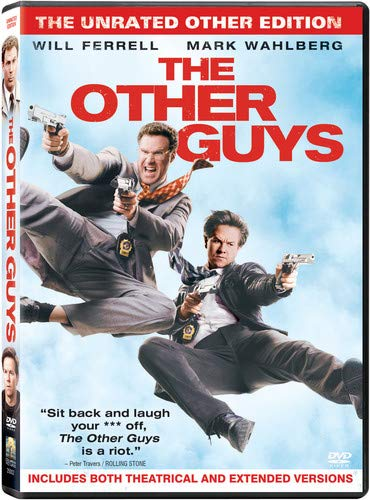 The Other Guys DVD