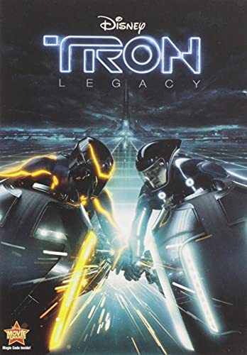 Get Tron Legacy On Video