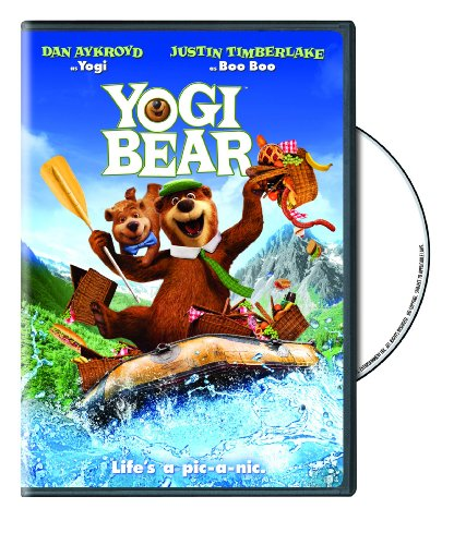Get Yogi Bear On Video