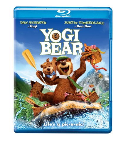 Get Yogi Bear On Blu-Ray
