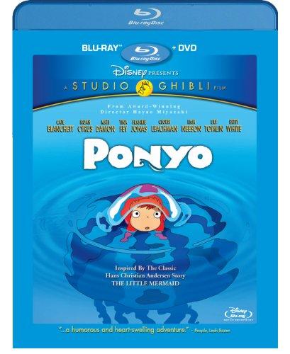 Get Gake No Ue No Ponyo On Blu-Ray