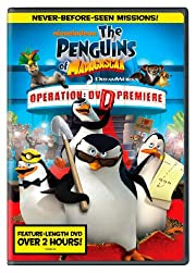 The Penguins of Madagascar Operation: DVD…