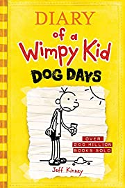 Dog Days (Diary of a Wimpy Kid #4) (Volume…
