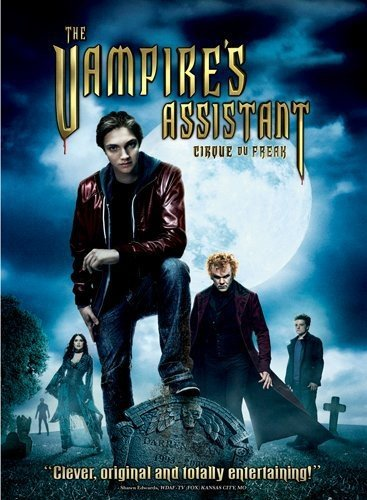 Cirque Du Freak: Vampire's Assistant DVD