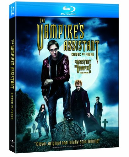 Cirque Du Freak: Vampire's Assistant [Blu-ray] DVD