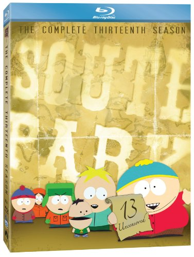 South Park: The Complete Thirteenth Season [Blu-ray] DVD