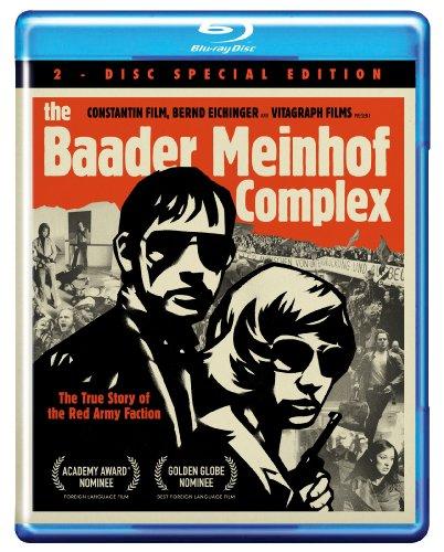 The Baader Meinhof Complex [Blu-ray] DVD