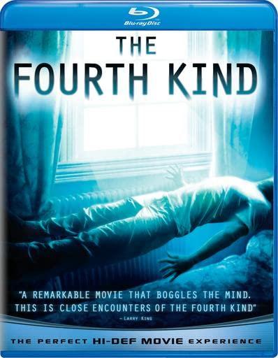 The Fourth Kind [Blu-ray] DVD