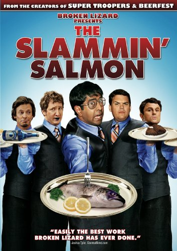 The Slammin Salmon DVD
