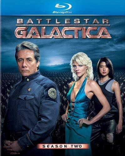 Battlestar Galactica: Season Two [Blu-ray] DVD