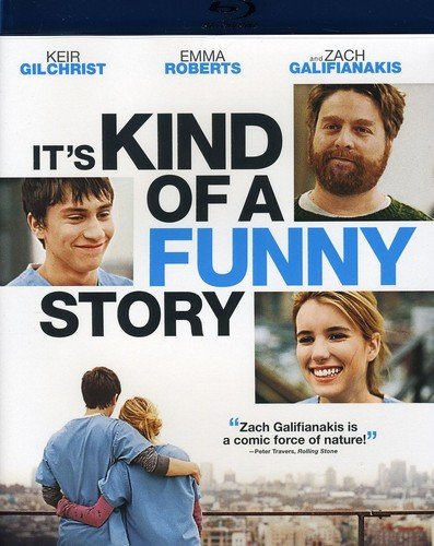 It's Kind of a Funny Story [Blu-ray] DVD