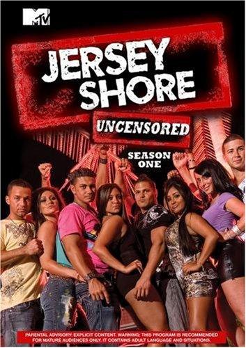 Jersey Shore UNCENSORED: Season One  DVD